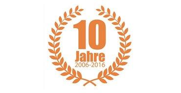 10 Jahreskranz